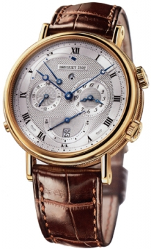 Breguet Classique Alarm - Le Reveil du Tsar Mens watch, model number - 5707ba/12/9v6, discount price of £25,470.00 from The Watch Source