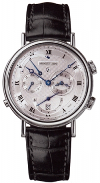 "Breguet Classique Alarm ""Le Reveil du Tsar"" Mens watch, model number - 5707bb/12/9v6, discount price of £23,760.00 from The Watch Source"