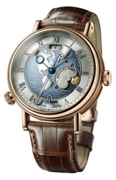 Breguet Classique Hora Mundi Mens watch, model number - 5717br/us/9zu, discount price of £45,120.00 from The Watch Source