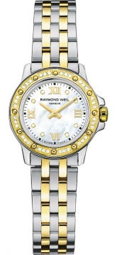 Raymond Weil Tango Ladies watch, model number - 5799-sps-00995, discount price of £1,085.00 from The Watch Source