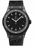 Hublot Classic Fusion Quartz Ceramic 33mm 581.cm.1171.lr.1104 watch