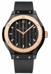 Hublot Classic Fusion Quartz Ceramic 33mm 581.co.1781.rx watch