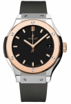 Hublot Classic Fusion Quartz Titanium 33mm 581.no.1181.rx watch