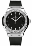 Hublot Classic Fusion Quartz Titanium 33mm 581.nx.1171.rx.1104 watch