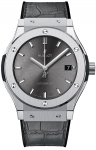 Hublot Classic Fusion Quartz Titanium 33mm 581.nx.7071.lr watch