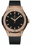 Hublot Classic Fusion Quartz Gold 33mm 581.ox.1181.rx.1704 watch