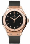 Hublot Classic Fusion Quartz Gold 33mm 581.ox.1181.rx watch