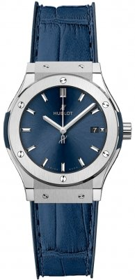 Hublot Classic Fusion Quartz 33mm 581.nx.7170.lr watch