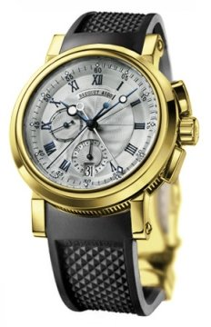 Breguet Marine Chronograph Mens Mens watch, model number - 5827ba/12/5zu, discount price of £21,455.00 from The Watch Source