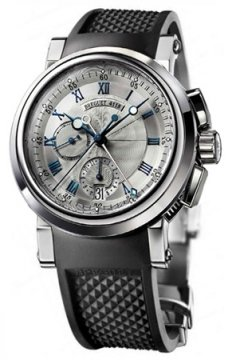 Breguet Marine Chronograph Mens Mens watch, model number - 5827bb/12/5zu, discount price of £19,630.00 from The Watch Source