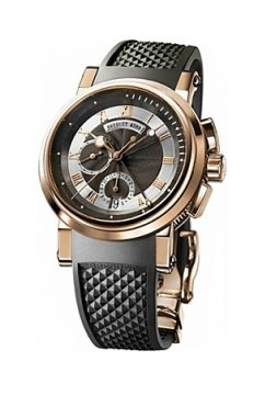 Breguet Marine Chronograph - Mens Mens watch, model number - 5827br/z2/5zu, discount price of £18,675.00 from The Watch Source