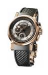 Breguet Marine Chronograph - Mens 5827br/z2/5zu watch