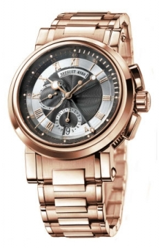 Breguet Marine Chronograph Mens Mens watch, model number - 5827br/z2/rm0, discount price of £34,730.00 from The Watch Source