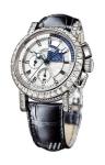 Breguet Marine Chronograph - Mens 5829bb/8s/9zu.dd0d watch