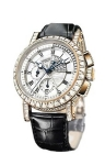 Breguet Marine Chronograph Mens 5829br/8d/9zu.dd0d watch