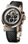Breguet Marine Tourbillon Chronograph 5837br/92/5zu watch