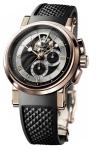 Breguet Marine Tourbillon Chronograph 5837br/92/5zu watch