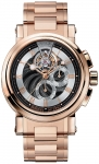 Breguet Marine Tourbillon Chronograph 5837br/92/rm0 watch