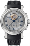 Breguet Marine Tourbillon Chronograph 5837pt/u2/5zu watch
