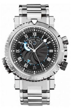 Breguet Marine Royale Mens watch, model number - 5847bb/92/bz0, discount price of £42,030.00 from The Watch Source