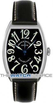 Franck Muller Cintree Curvex Midsize watch, model number - 5850 Casablanca, discount price of £4,600.00 from The Watch Source