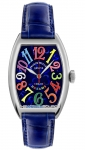 Franck Muller Cintree Curvex 5850 SC CODR Blue  watch