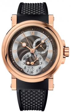 Breguet Marine Automatic Dual Time Mens watch, model number - 5857br/z2/5zu, discount price of £21,760.00 from The Watch Source
