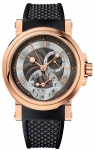Breguet Marine Automatic Dual Time 5857br/z2/5zu watch
