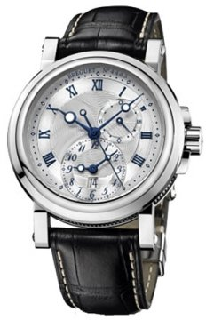 Breguet Marine Automatic Dual Time Mens watch, model number - 5857st/12/5zu, discount price of £13,855.00 from The Watch Source