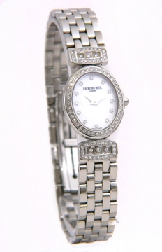 Raymond Weil Chorus Ladies watch, model number - 5891 SWS 97081, discount price of £895.00 from The Watch Source
