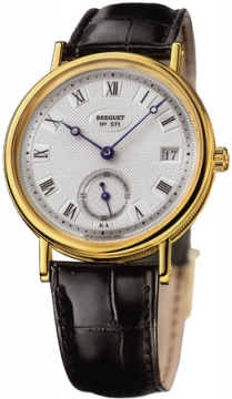 Breguet Classique Automatic - Mens Mens watch, model number - 5920ba/15/984, discount price of £9,200.00 from The Watch Source