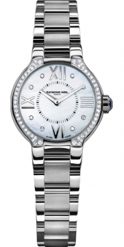 Raymond Weil Noemia Ladies watch, model number - 5927-sts-00995, discount price of £1,435.00 from The Watch Source