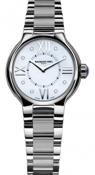 Raymond Weil Noemia Ladies watch, model number - 5932-st-00995, discount price of £775.00 from The Watch Source