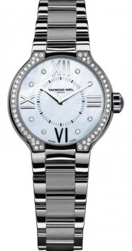 Buy this new Raymond Weil Noemia 5932-sts-00995 ladies watch for the discount price of £1,517.00. UK Retailer.