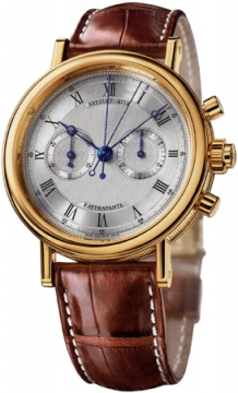 Breguet Classique Chronograph Mens watch, model number - 5947ba/12/9v6, discount price of £31,840.00 from The Watch Source