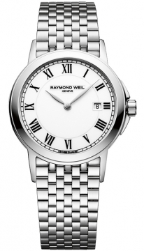 Raymond Weil Tradition Ladies watch, model number - 5966-st-00300, discount price of £485.00 from The Watch Source