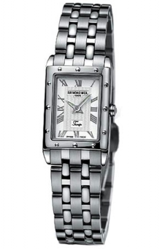 Raymond Weil Tango Ladies watch, model number - 5971-ST-00658, discount price of £590.00 from The Watch Source