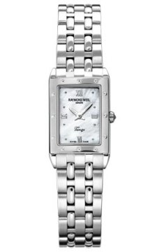 Buy this new Raymond Weil Tango 5971-ST-00915 ladies watch for the discount price of £580.00. UK Retailer.