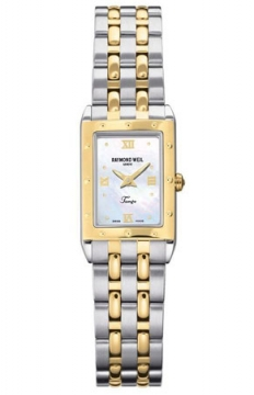 Raymond Weil Tango Ladies watch, model number - 5971-STP-00915, discount price of £680.00 from The Watch Source