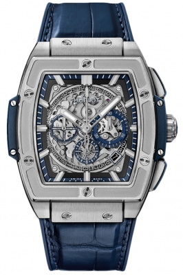 Hublot Spirit Of Big Bang Chronograph 45mm 601.nx.7170.lr watch