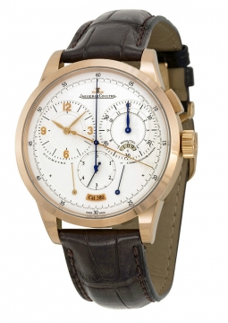Jaeger LeCoultre Duometre a Chronographe Mens watch, model number - 6012420, discount price of £25,280.00 from The Watch Source