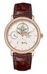Blancpain Villeret Tourbillon 8 Day Power Reserve  6025-2942-55b watch