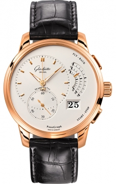 Glashutte Original PanoGraph Manual Wind Mens watch, model number - 61-03-25-15-04, discount price of £19,813.00 from The Watch Source