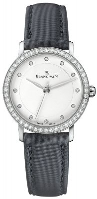 Blancpain Villeret Ultra Slim Ladies Automatic 29mm 6102-4628-95 watch