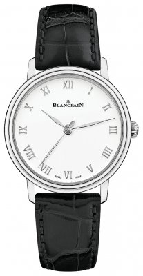 Blancpain Villeret Ultra Slim Automatic 29.2mm 6104-1127-55a watch