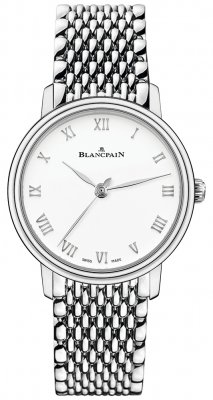 Blancpain Villeret Ultra Slim Automatic 29.2mm 6104-1127-mmb watch