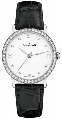 Blancpain Villeret Ultra Slim Automatic 29.2mm 6104-4628-55a watch