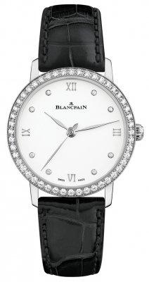 Blancpain Villeret Ultra Slim Automatic 29.2mm 6104-4628-95a watch