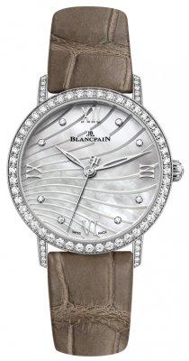 Blancpain Villeret Ultra Slim Automatic 29.2mm 6104-4654-55a watch
