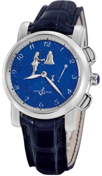 Ulysse Nardin Hourstriker 42mm Mens watch, model number - 6109-103/e3, discount price of £81,850.00 from The Watch Source